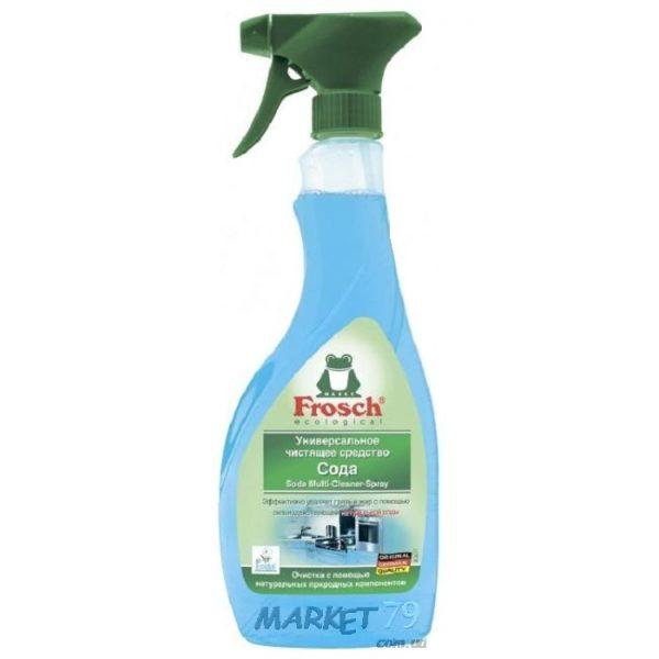 market79.com.ua-Универсальный очиститель Frosch Сода500 мл